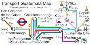 book guatemala transportation guatemalan bus, shuttles pickup Antigua Airport Map antigua, transport map antigua airport terminal map