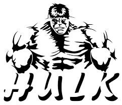 Hulk from marvel's the avengers single card party face mask #12744997. The Hulk Template Invitation Templates Hulk Coloring Pages Hulk Avengers Art