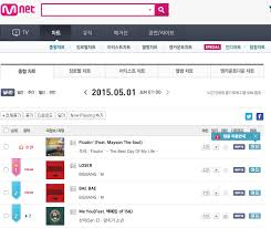 Bugs Music Chart Thatdoublenine Mnet Olleh Music Bugs Melon Chart Genie