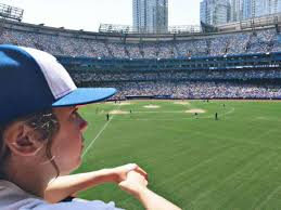 Rogers Centre Section 209r Home Of Toronto Blue Jays