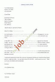 Sample Cover Letter For Job Application Freshers Pdf