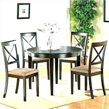 42 round glass top dining table sets halo inch outdoor wood s mainstays 5 piece and
