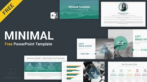 Free Powerpoint Templates Ppt 030 Free Powerpoint Templates Mobile Technology Minimal