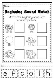 Beginning Middle And End Worksheets For Kindergarten | Siteleri.info