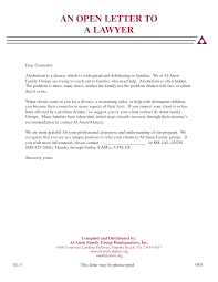 Writing A Letter To An Attorney 67 Images Emi Legal Letter Real