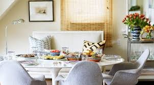 tip of the week think beyond the dining chair jenna bush dining room