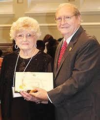Elba's Peggy Stroud receives Lifetime Achievement award   News ...