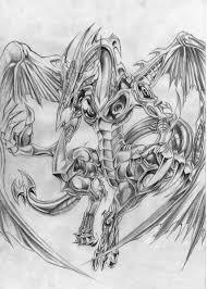 スターダストドラゴン模写 At バジル さんのイラスト ニコニコ静