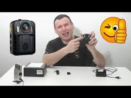 Review of <b>BOBLOV</b> 1296P <b>Body Worn</b> Camera ( Novatek 96650 ...