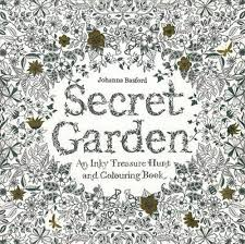 secret garden an inky treasure hunt and coloring book by johanna basford paperback 9781780671062 at the nile