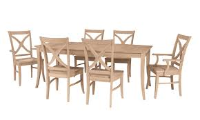 Unfinished Wood Dining Room Chairs Unfinished Wood Dining Chair Furniture Unfinished Wood Dining