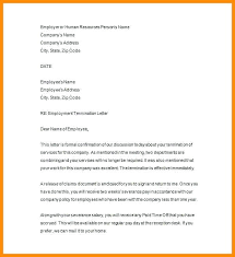 Business Termination Letter Bitacorita