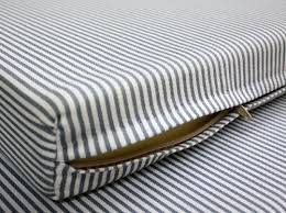 Mattress cover with zipper Bed Bug Foam By Mail Gray White Zippered Foam Mattress Cover Foam By Mail