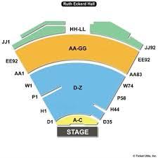 ruth eckerd hall capitol theater seating chart ruth eckerd hall