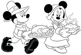 Baby Mickey Mouse 1st Birthday Coloring Pages Minnie And Party Hat