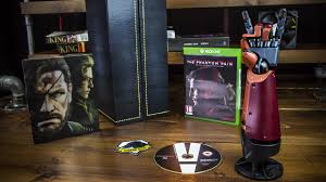 Metal Gear Solid V Collector S Edition Unboxing Unboxholics