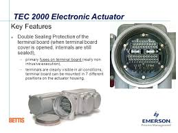bettis electric actuators ppt download EIM Actuators at Eim Tec 2000 Wiring Diagram