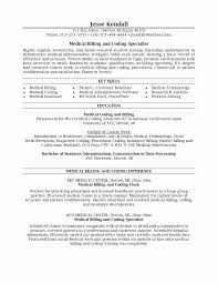 Medical Coder Resume Sample Medical Coding Resume format Unique Medical Coding Resume Samples 1