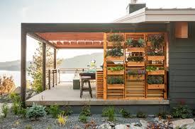 Vertical Herb Garden In Your Kitchen 10 Gorgeous Backyard Kitchen Designs Diy Network Blog Made
