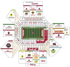 Flavoring The Fan Experience At Stanford Stadium Stanford R De
