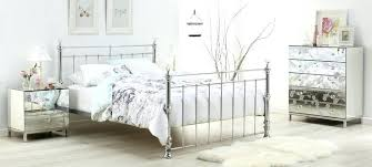 White And Silver Bedroom Furniture Bedroom Mirror Finish Bedroom Furniture  White And Silver Bedroom Furniture