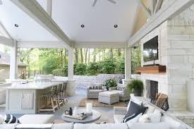 pool house interior. Outdoor Kitchen And Pool House Interior