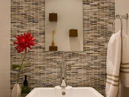wall designs for bathrooms