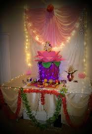 ganpati decoration decoration pinterest decoration ganesh