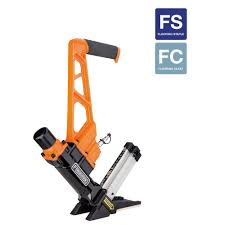 freeman 3 in 1 pneumatic flooring nailer and stapler with quick release