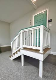 stairs from garage to house. Exellent From Garage Stairs More Inside Stairs From To House Pinterest
