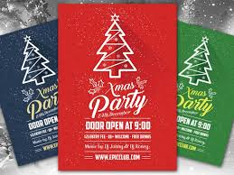 Free Christmas Flyer Templates Download 15 Free Christmas Flyer Templates Smashfreakz