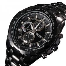 men s military style stainless steel wrist watch fakurma uk men s military style stainless steel wrist watch