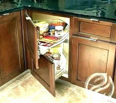 blind corner kitchen cabinet shelving cabinets lazy blind corner kitchen cabinet shelving cabinets lazy