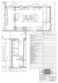 Commercial Kitchen Design Drawing Industrial Layout Measham