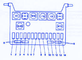 1990 alfa romeo fuse box 1990 wiring diagrams online