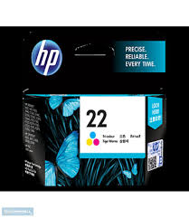 hp 22 color ink cartridge for officejet 4355 all in one printer