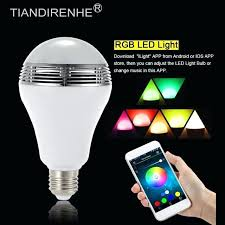 control lighting with iphone. Simple Lighting Control Lights With Iphone Intelligent Led Bulb Smart Lighting Lamp  Colorful Speaker App Sound Via   And Control Lighting With Iphone T