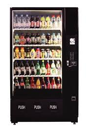 Glass Front Vending Machine Interesting Dixie Narco DN48 48 BeverageMax Bottle Drop Glass Front 48