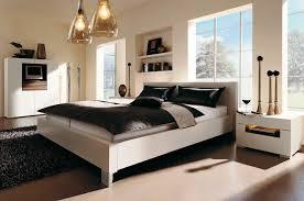 Warm Bedroom Decorating Ideas by Huelsta DigsDigs