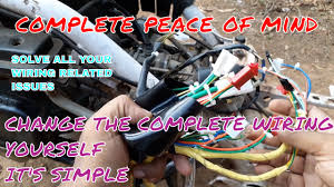 diy replacing complete wiring harness of honda activa youtube Diy Wiring Harness Supplies diy replacing complete wiring harness of honda activa Wiring Harness String Techniques