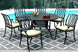 60 inch round patio table saratoninco 60 inch rectangular outdoor dining table