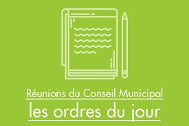 Ordres Du Jour Les Ordres Du Jour Ville De Lourdes