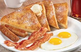 Item French Toast Slam Dennys