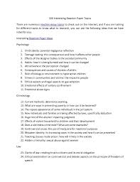 interesting essay topics co interesting essay topics