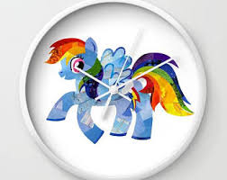 my little pony decor etsy