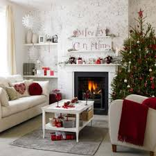 Of Living Rooms Decorated For Christmas Decorations Impressive Ideas Christmas Living Room Decor