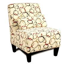 armless accent chair armless living room chairs superb brown blue and white furniture jpg