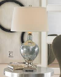 mercury glass chandeliers replacement glass lamp shades for table lamps mercury glass table lamp