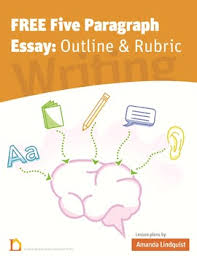 rubric and outline for expository or persuasive essay writing