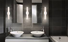 lighting in bathroom. Artistic LED Bath And Vanity Lights Modern Bathroom Within Lighting Decorations 19 In